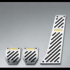 Le Mans Aluminum Pedal Kit