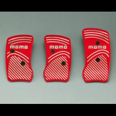 Match Pedal Kit Red